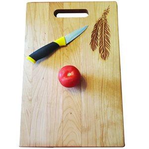 Cutting Board - Feather