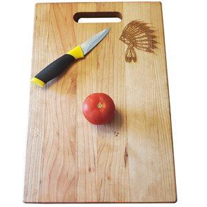Cutting Board - Headdress