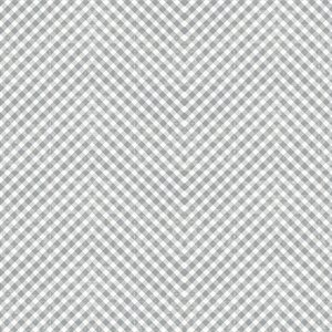 Shabbylicious - Check - Silver