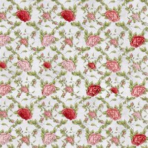 La Vie En Rose - Rose - White