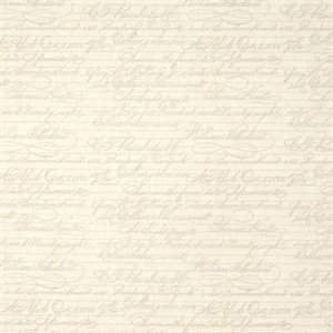 La Vie En Rose - Script - Cream