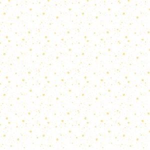 Shine Bright - Stars - White