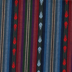 Shirting Fabric - Blue Tones