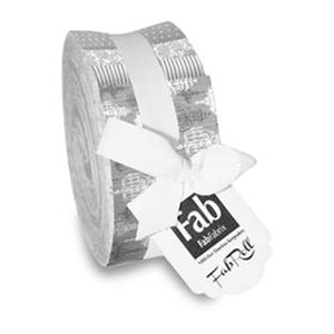 Shabby Chic Pack - Fab Roll - Silver