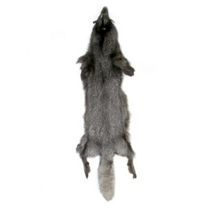#1 Indigo Fox Fur