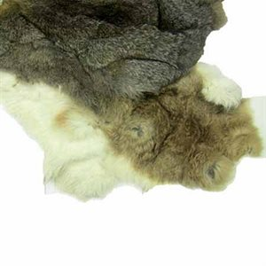 Assorted Rabbit Fur