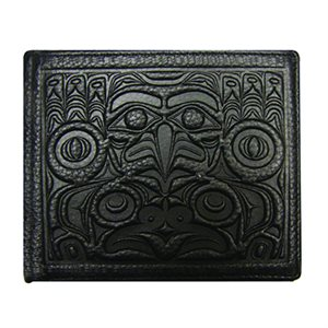 Man's Wallet - Frog and Eagle