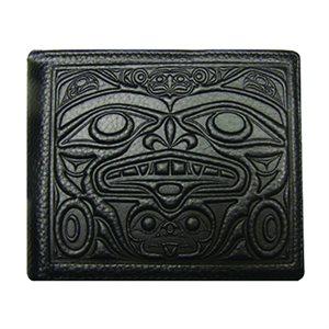 Man's Wallet - Strength - Honor
