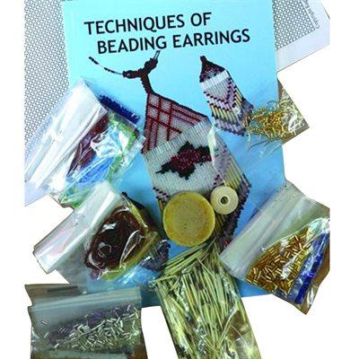 Techniques of Beading Earrings Kit
