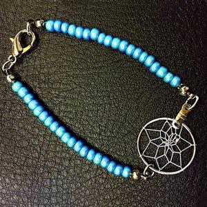 """3/4"""" Dream CatcherBracelet Kit (with Pony Beads)"""
