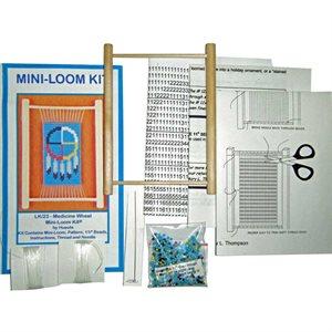 Mini Loom Bead Kit - Medicine Wheel