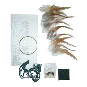 3 Totem Wolf Mandella Kit