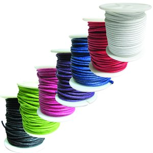 Cotton Wax Cord (2 mm)