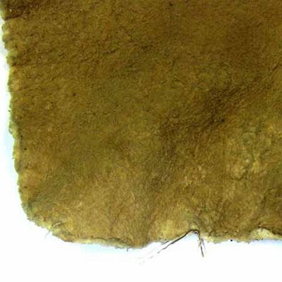 Traditional Native Smoke/Brain Tanned Hides - Deer (Select, Small)
