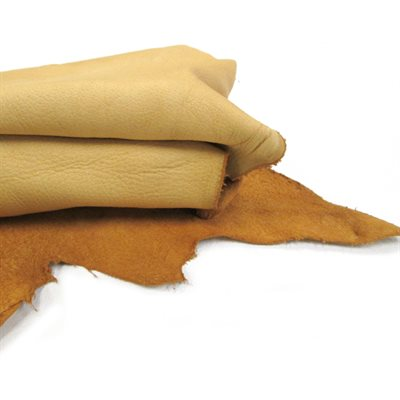 Deer Leather - Tan (Select)