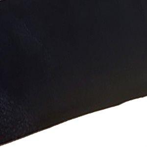 Lambskin - (Like Deer Tan) #1 - Black (2 - 2.5 oz)