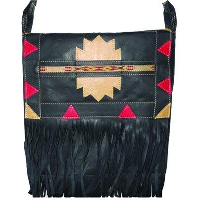 Large Bag - Black (Trim Accent)