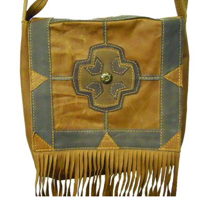 Medium Bag - Two Tone Brown