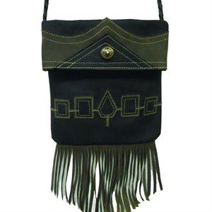 Small Bag - Wampum, Black