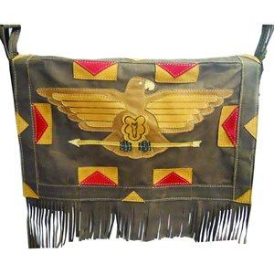 Extra Large Bag - Dark Brown (Eagle)
