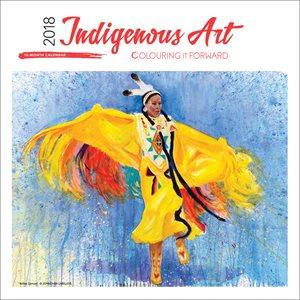 2018 - Indigenous Art Calendar