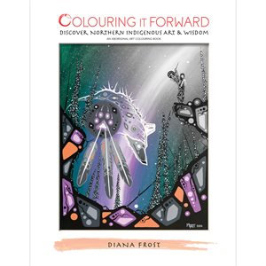 Colouring Book - Vol.2 - Northern Indigenous