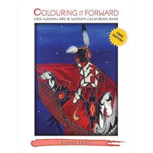 Colouring Book - Vol.3 - Cree Nation