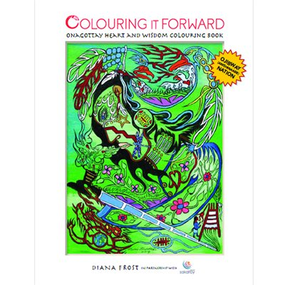 Colouring Book - Vol.4 - Onnagottay