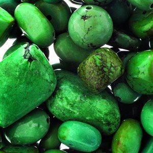 Healing Stones - Gren Turquoise