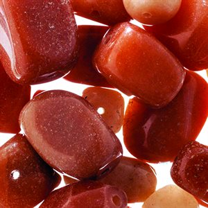 Healing Stones - Peach