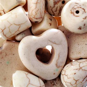 Healing Stones - White Magnesite