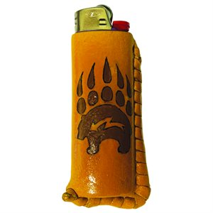 Lighter Case - Bear Paw