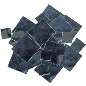 Mirrors - Square - Assorted Sizes (25 Pieces)