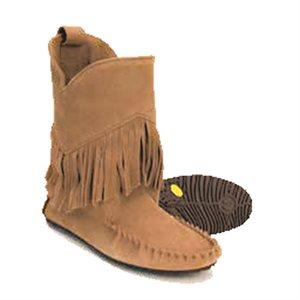 Okotoks Suede Boots - Black
