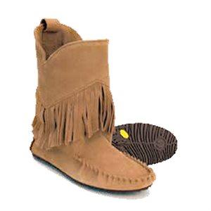 Okotoks Suede Boots - Oak