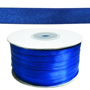 Satin Ribbon - Royal Blue