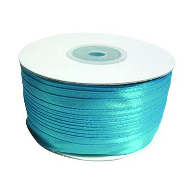 Satin Ribbon - Turquoise (100 m)