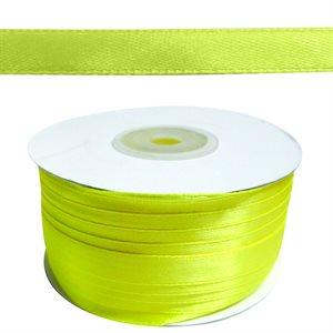Satin Ribbon - Yellow