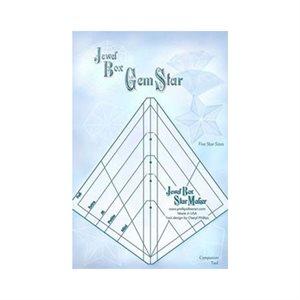 Jewel Box Gem Star/Star Maker Tool/Ruler