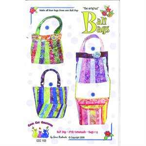 Four Ball Bags Pattern