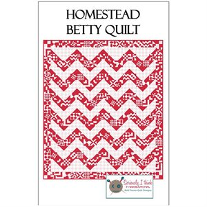 Quilt Pattern - Homestead (Kelli Fannin)