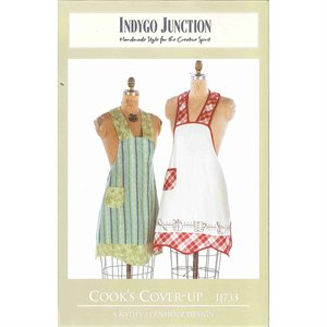 Cook's Cover-Up: Apron Pattern