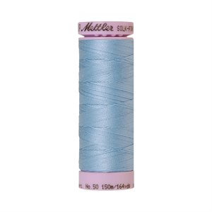 Cotton Thread - Azure Blue (Silk Finish)