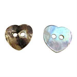 Akoya Heart Shell - 15mm