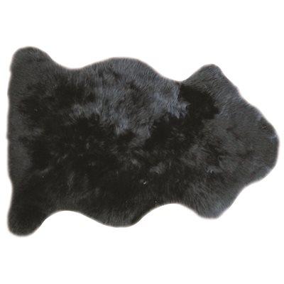 Sheepskin Rugs - Black (Large)
