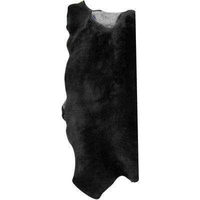 SHEEPSKIN SHEARLING #1 16mm - BLACK