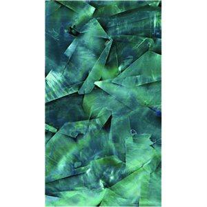 Shell Veneers - White Mop Turquoise