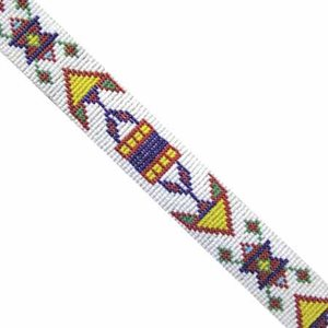 Beaded Strips - Style 40