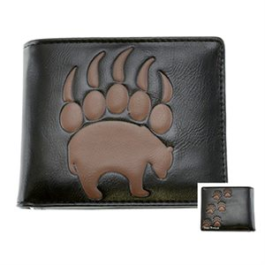 Mens Wallet - Bear Paw