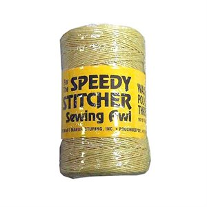 Waxed Polyester Thread - Fine (180 yd.)